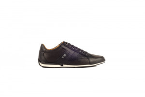 Hugo Boss zwarte heren sneaker 253.10.488