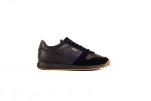 Hugo Boss zwarte heren sneaker 253.10.489