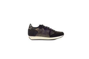 Philippe Model zwarte dames sneaker 153.15.178