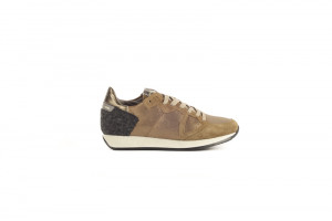 Philippe Model beige dames sneaker 153.86.178