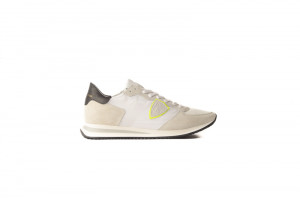 Philippe Model witte heren sneaker 253.25.148