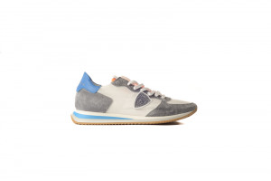 Philippe Model witte heren sneaker 253.25.149